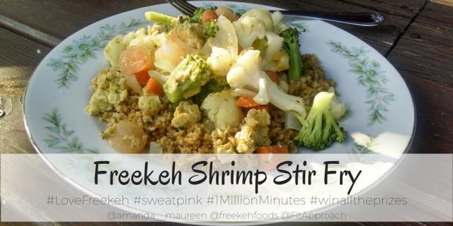 Freekeh, Freekeh Foods, Sweat Pink,  Roasted Grain, Non-GMO, Organic, Love Freekeh, Giveaway