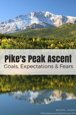 Pike's Peak Ascent, Running at Elevation, 13.1, Trail Running