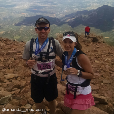 Pike's Peak Ascent, Pike's Peak, Altitude, Half Marathon, The Fit Dish, Tuesday Tales, Race Report