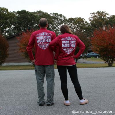 26.2, Marathon, Marine Corps Marathon, Race Recap, Run with the Marines, running, race shirt