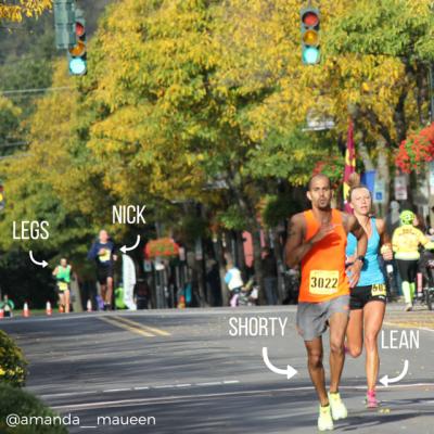 Wineglass Half Marathon, 13.1, Run