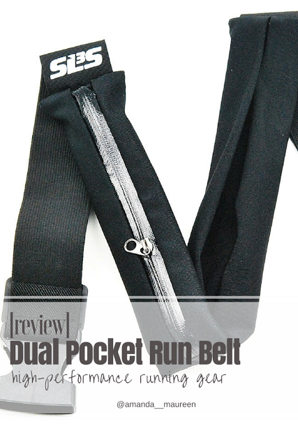 SLS3 Run Belt Review
